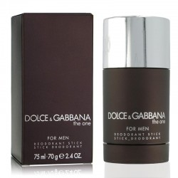 Dolce & Gabbana The One For Men Desodorante Stick 75 grs