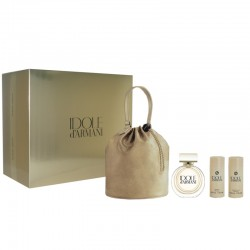 Giorgio Armani Idole D´Armani Estuche edp 50 ml spray + Body Lotion 50 ml + Shower Gel 50 ml + Bolso
