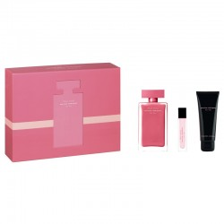 Narciso Rodriguez For Her Fleur Musc Estuche edp 100 ml spray + Edp 10 ml spray + Body Lotion 75 ml
