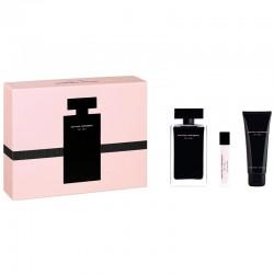 Narciso Rodriguez For Her Eau de Toilette Estuche 100 ml spray + Edp 10 ml spray + Body Lotion 75 ml