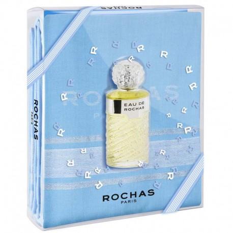 Rochas Eau De Rochas Estuche edt 100 ml spray + Toalla