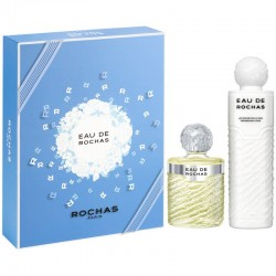 Rochas Eau De Rochas Estuche edt 220 ml spray + Body Lotion 500 ml