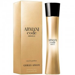 Giorgio Armani Code Absolu Femme edp 75 ml spray