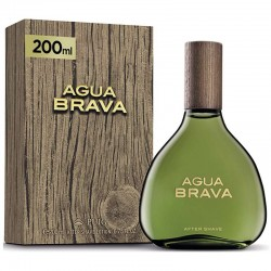 Agua Brava de Puig After Shave Lotion 200 ml