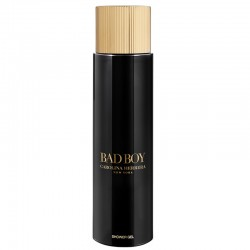 Carolina Herrera Bad Boy Shower Gel 200 ml