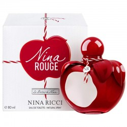 Nina Ricci Nina Rouge edt 80 ml spray