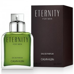 Calvin Klein Eternity For Men Eau de Parfum 50 ml spray