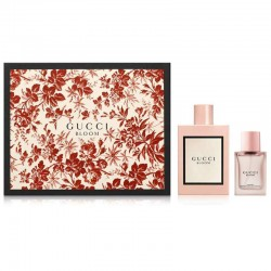 Gucci Bloom Estuche edp 100 ml spray + edp 7,4 ml + Body Lotion 100 ml