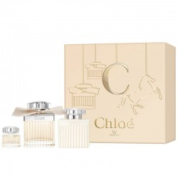 Chloé Signature Estuche edp 75 ml spray + Body Lotion 100 ml + Miniatura edp 5 ml