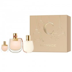Chloé Nomade Estuche edp 75 ml spray + Body Lotion 100 ml + edp 5ml no spray