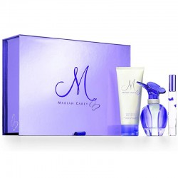 Mariah Carey M Estuche edp 50 ml spray + Body Lotion 100 ml + Roll-On parfum 7 ml