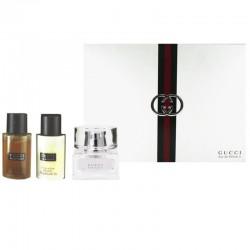 Gucci II Estuche edp 50 ml spray + Shower gel 100 ml + Body Lotion 100 ml