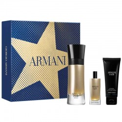 Giorgio Armani Code Absolu parfum Estuche edt 110 ml spray + edt 15 ml spray + Shower Gel 75 ml