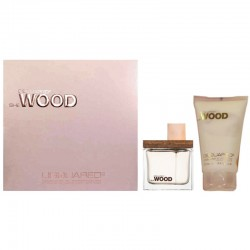 Dsquared2 She Wood Estuche edp 50 ml spray + Body Lotion 100 ml