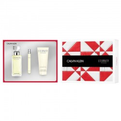 Calvin Klein Eternity Estuche edp 100 ml spray + edp 10 ml spray + Body Lotion 100 ml