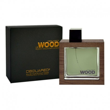 Dsquared2 He Wood Rocky Mountain edt 100 ml spray