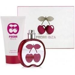Pacha Ibiza Woman Estuche edt 80 ml spray + Body Lotion 150 ml