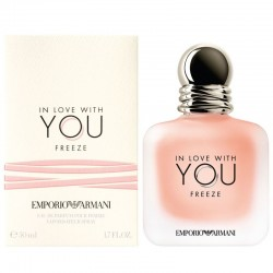 Giorgio Armani Emporio Armani In Love With You Freeze edp 50 ml spray