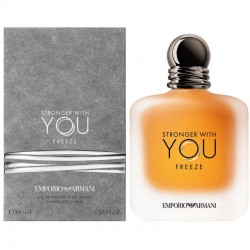 Giorgio Armani Emporio Armani Stronger With You Freeze edt 100 ml spray