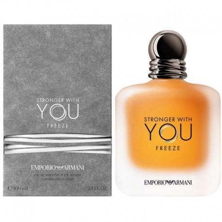 Giorgio Armani Emporio Armani Stronger With You Freeze edt 100 ml spray