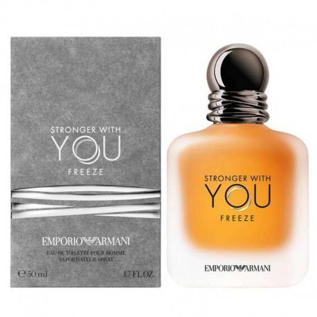 Giorgio Armani Emporio Armani Stronger With You Freeze edt 50 ml spray