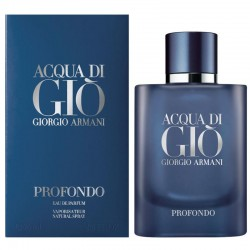 Giorgio Armani Acqua Di Gio Profondo edp 75 ml spray