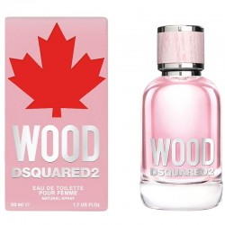 Dsquared2 Wood For Her edt 50 ml spray