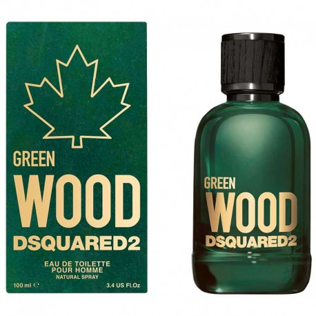 Dsquared2 Wood Green edt 100 ml spray