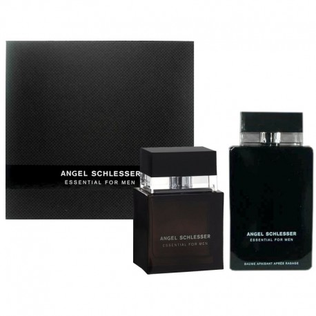 Angel Schlesser Essential For Men Estuche edt 100 ml spray + After Shave Balm 200 ml