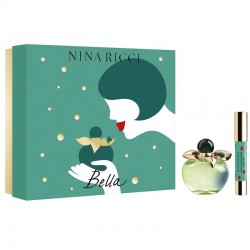 Nina Ricci Bella Estuche edt 80 ml spray + Barra de Labios