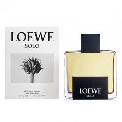 Loewe Solo Loewe After Shave Bálsamo 75 ml