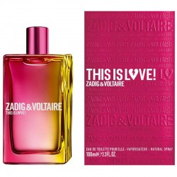 Zadig & Voltaire This Is Love! for her edp 100 ml spray
