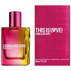 Zadig & Voltaire This Is Love! for her edp 30 ml spray