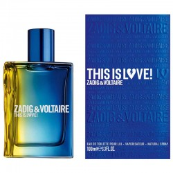 Zadig & Voltaire This Is Love! for him edt 100 ml spray
