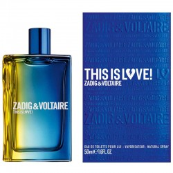 Zadig & Voltaire This Is Love! for him edt 50 ml spray