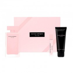 Narciso Rodriguez For Her Eau de Parfum Estuche 100 ml spray + Edp 10 ml spray + Body Lotion 50 ml