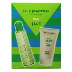Sal y Pimienta Gal Estuche edt 75 ml spray + Body Lotion 150 ml
