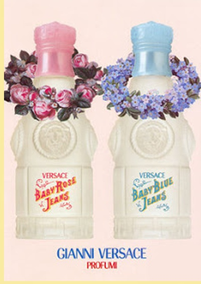 perfume versace baby rose
