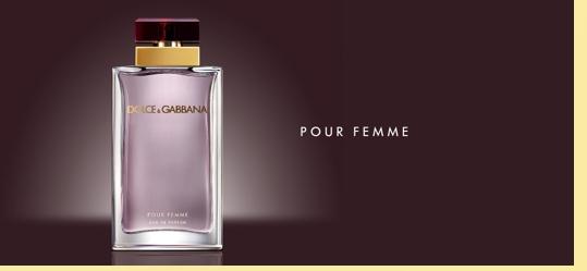 Pour Femme Dolce&Gabbana