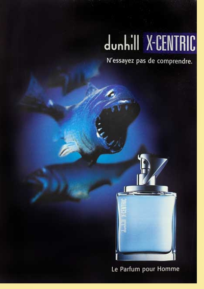 Dunhill Xcentric