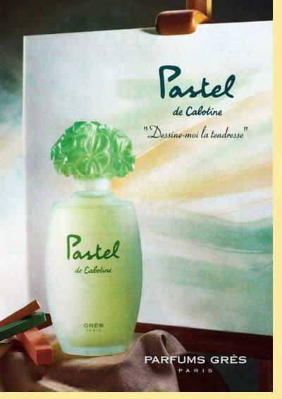 Pastel Cabotine