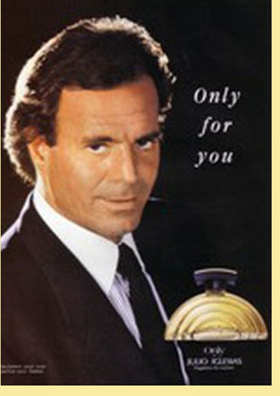 Julio Iglesias Only Men