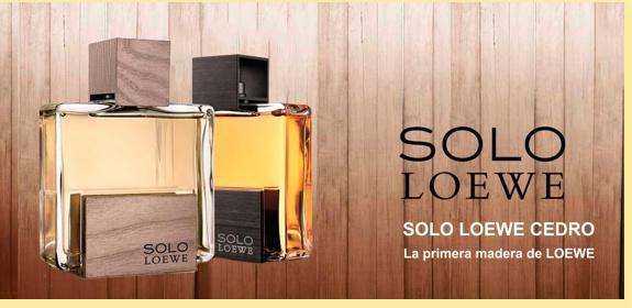 Solo Loewe Cedro