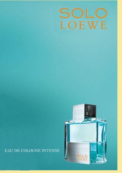 Loewe Eau de Cologne Intense