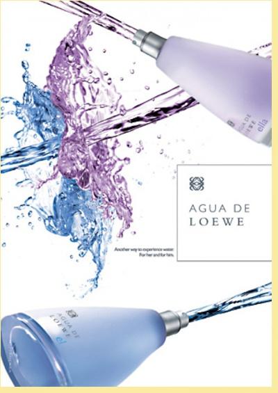 Agua de Loewe él