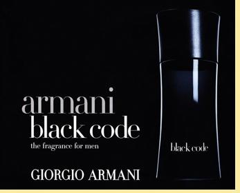 Code Pour Homme Armani