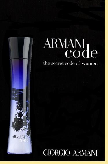 Armani Code Pour Femme Eau De Parfum Armani