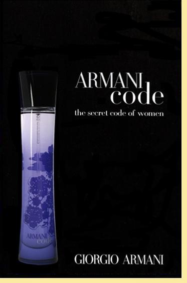 Code Pour Femme Eau De Toilette Armani