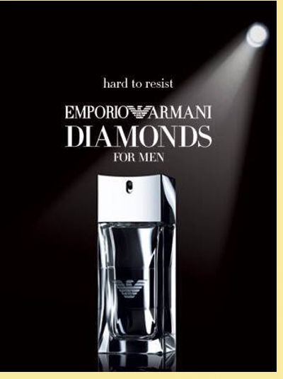 Emporio Diamonds For Men Armani