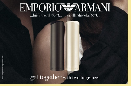 Emporio Armani LUI/IL/HE/ÉL